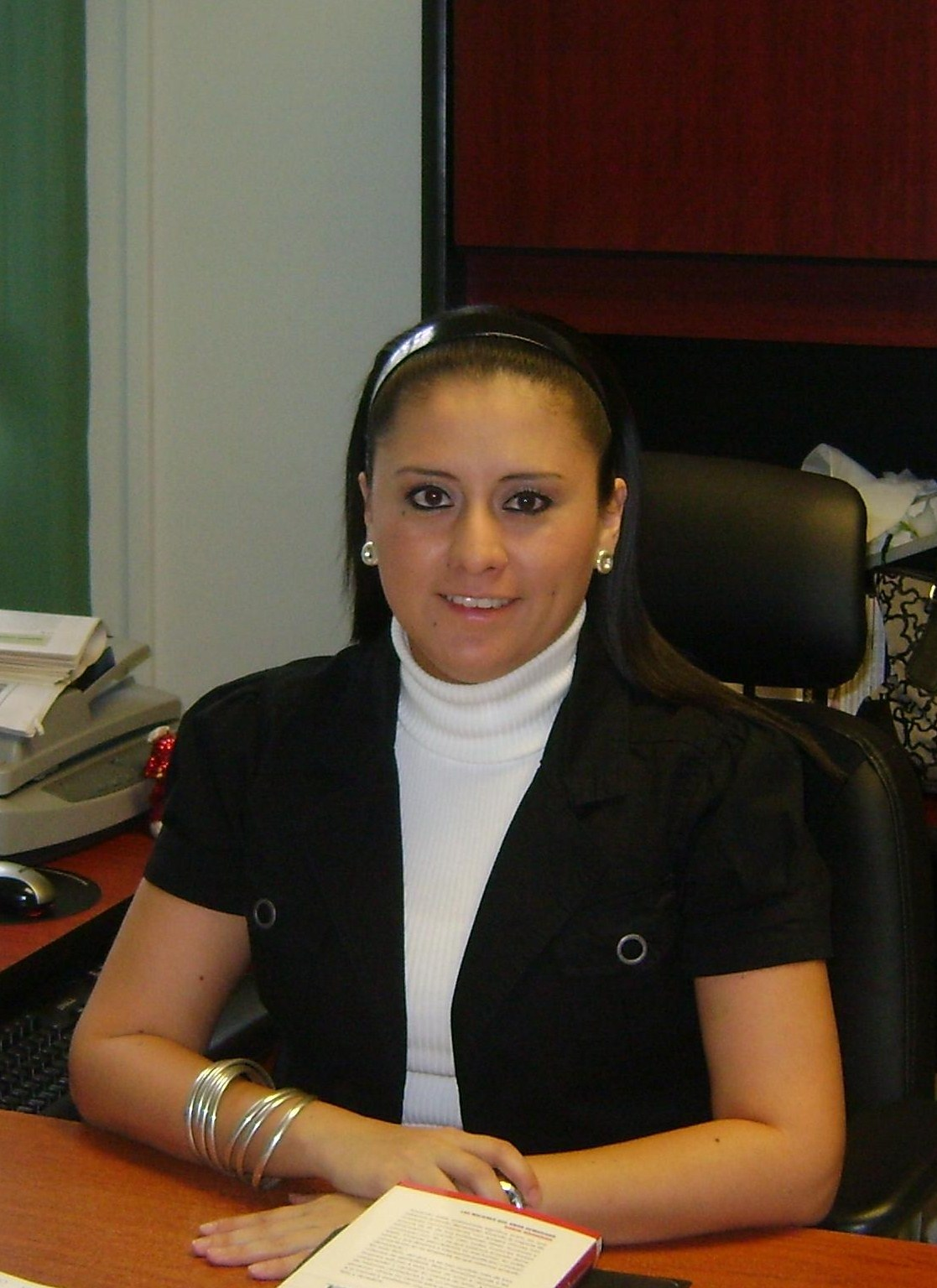 Mtra. Carmen Silvia Peña Vargas