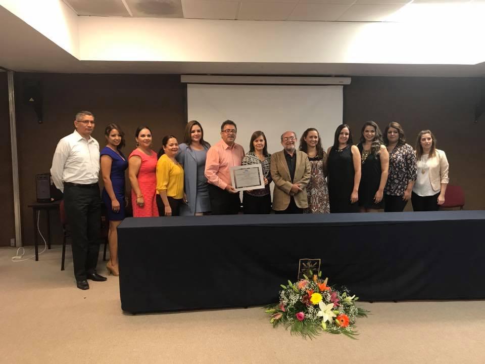 Entrega de acreditación ITSON campus Guaymas